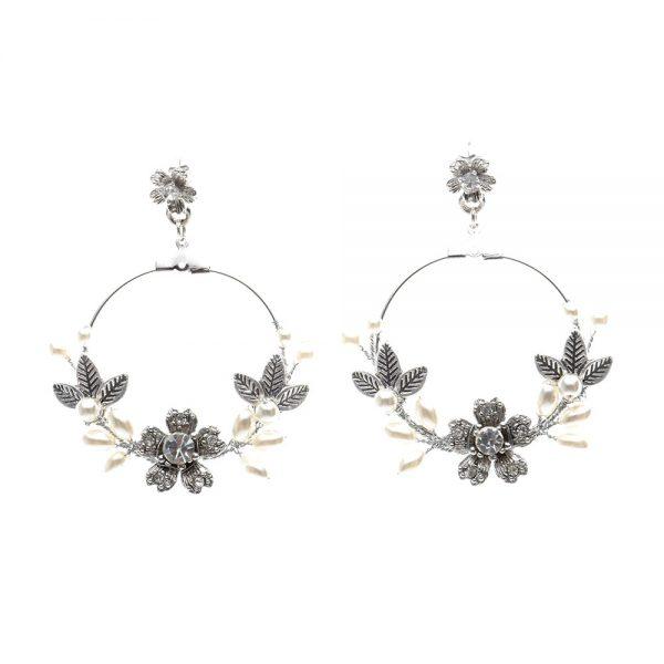 Alyssum Bridal Earrings