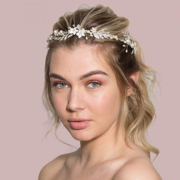 Aura Bridal Halo