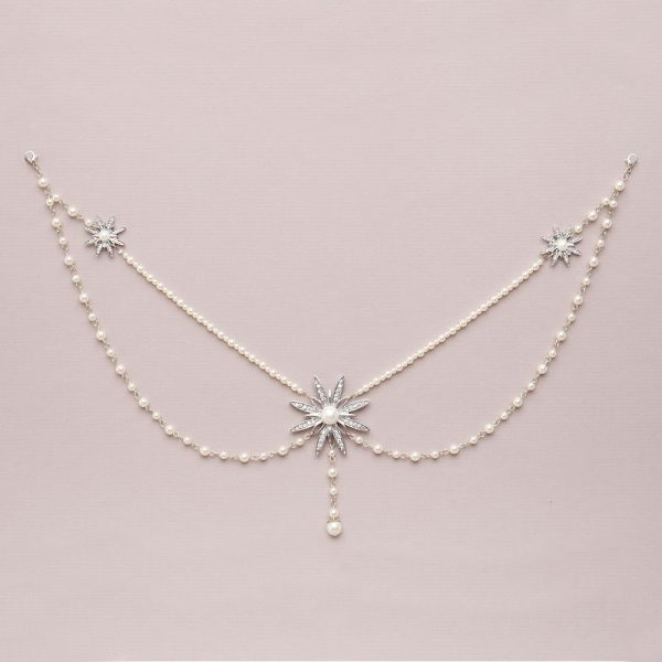 Ophelia Bridal Back Jewellery