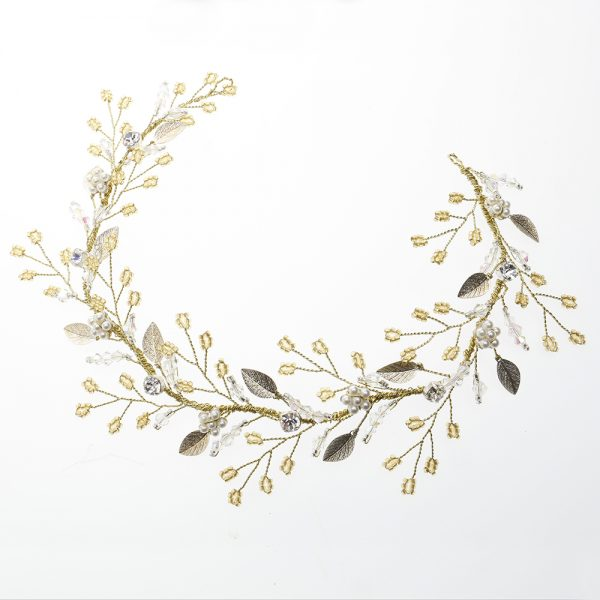 Orrell Bridal Hair Vine