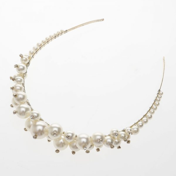 Paloma Bridal Headband