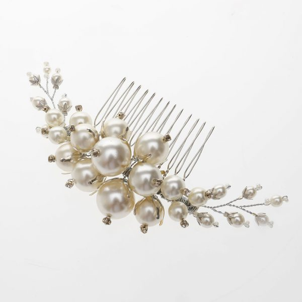 Perdita Bridal Hair Comb