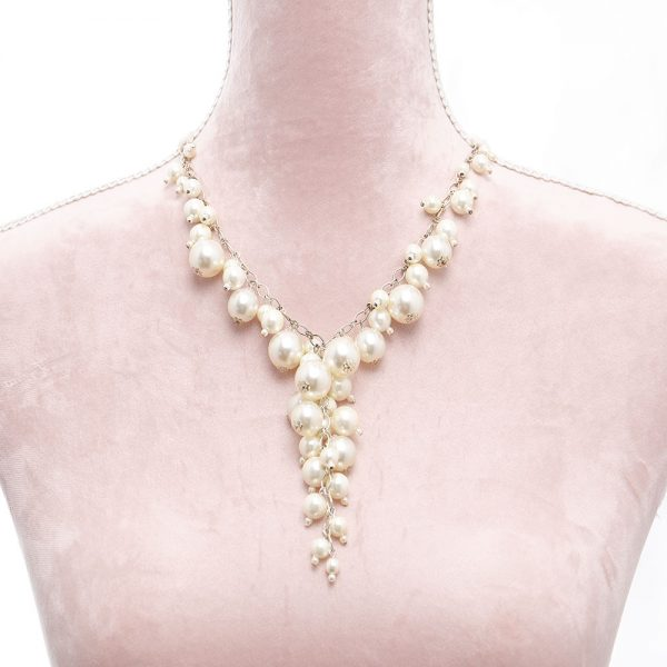 Persephone Bridal Necklace