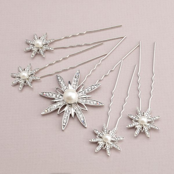 Portia Bridal Hair Pins