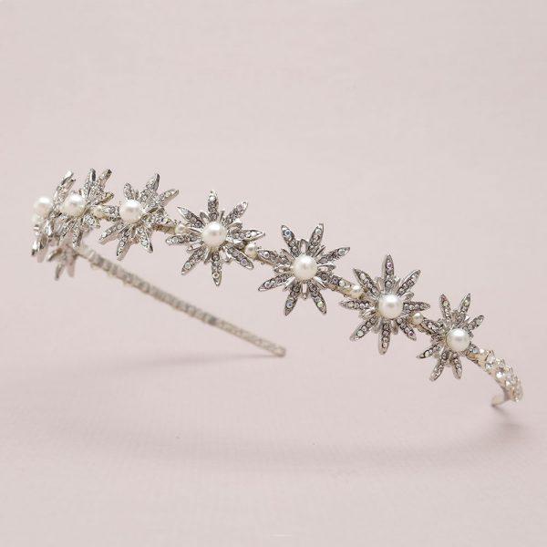 Solar Bridal Headband