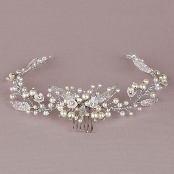 Sudeley Bridal Hair Vine