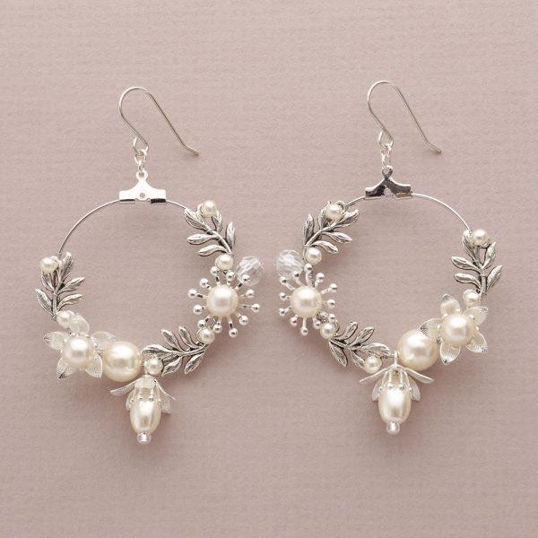 Thyme Bridal Earrings