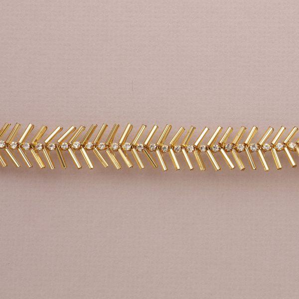Woodruff Bridal Belt with Ribbon Ties