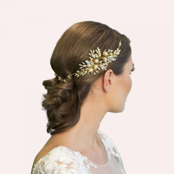 Berkeley Bridal Hair Vine