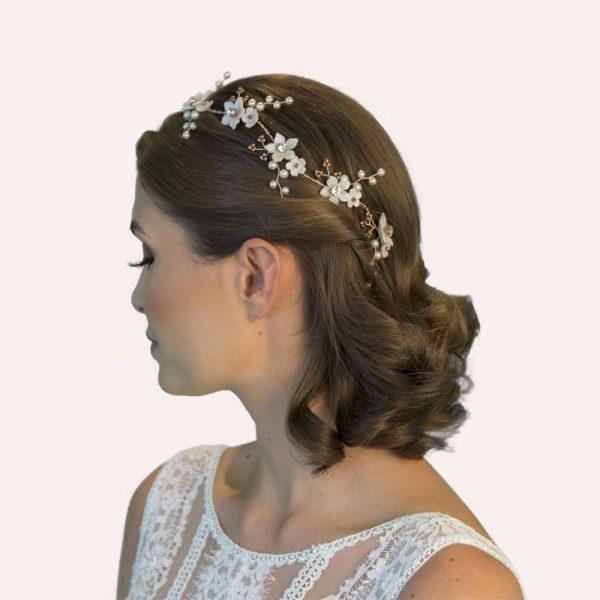 Dalloway Bridal Hair Vine