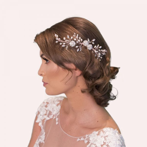 Deveraux Wedding Hair Comb