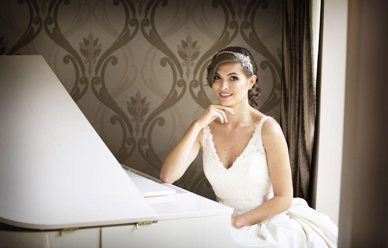Miranda Templeton - Bridal Accessories Lookbook - Style 1