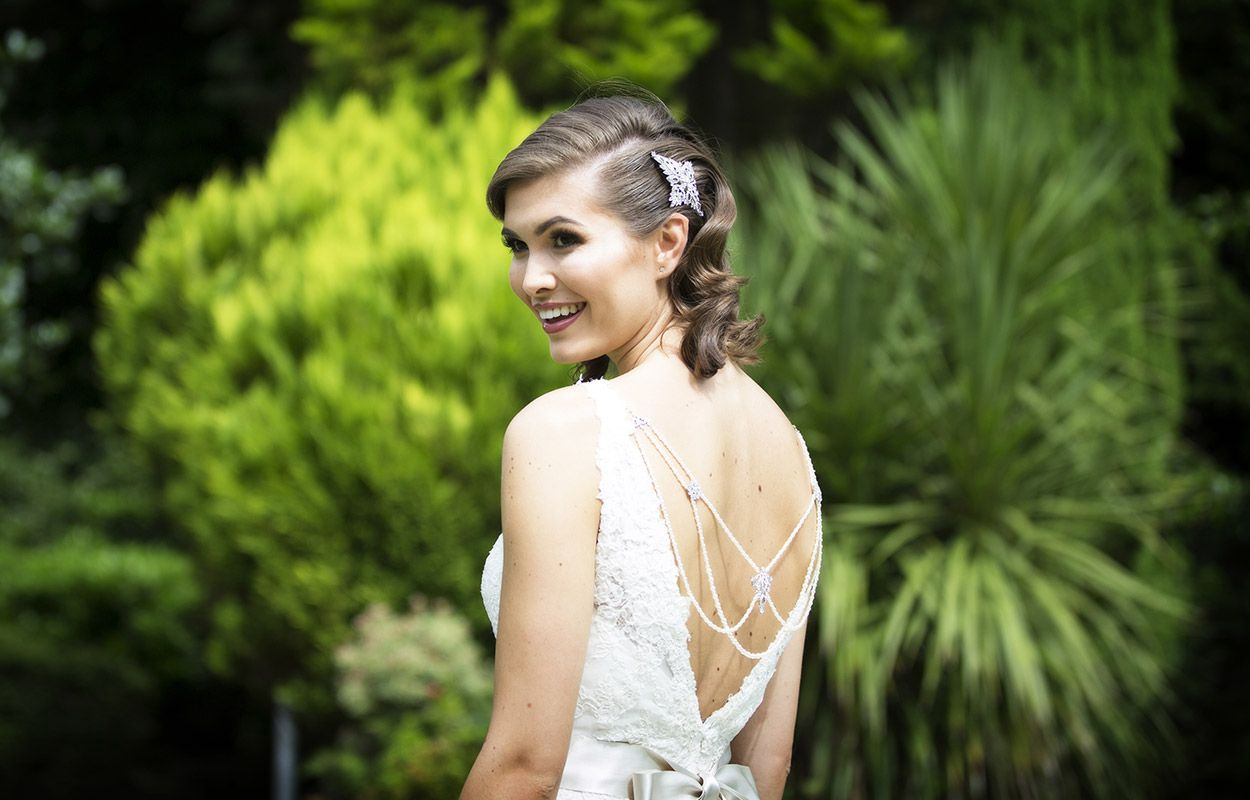 Miranda Templeton - Bridal Accessories Lookbook - Style 4