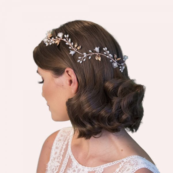 Reedham Bridal Hair Vine
