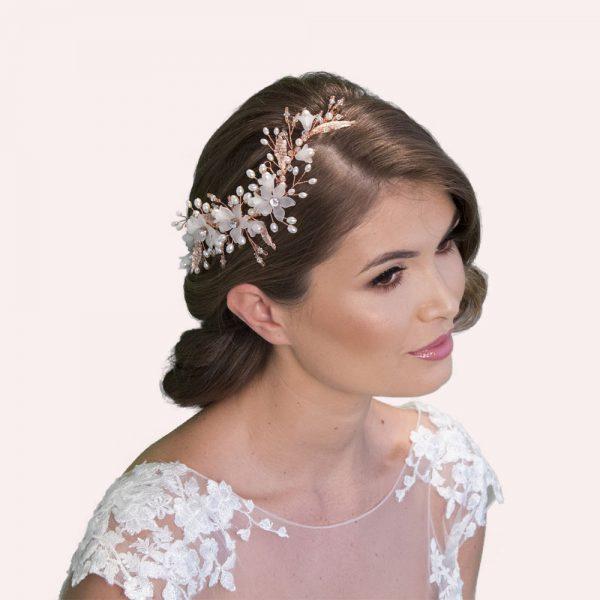 Riseley Bridal Hair Vine