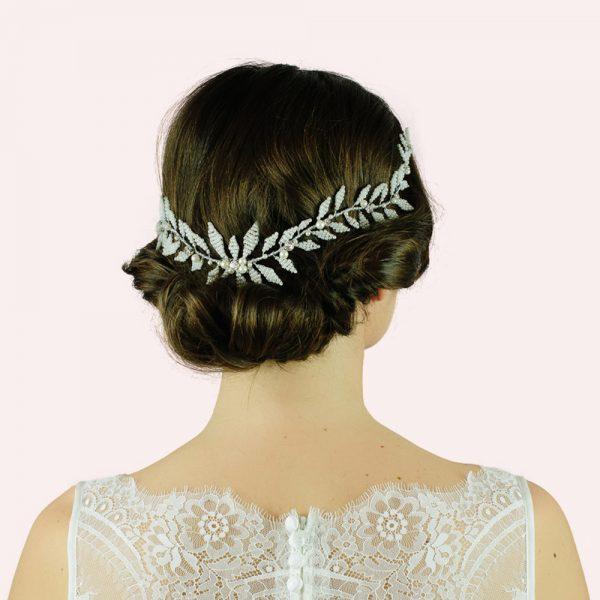 Willerby Bridal Hair Vine